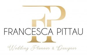 logo wedding planner sardegna francesca pittau