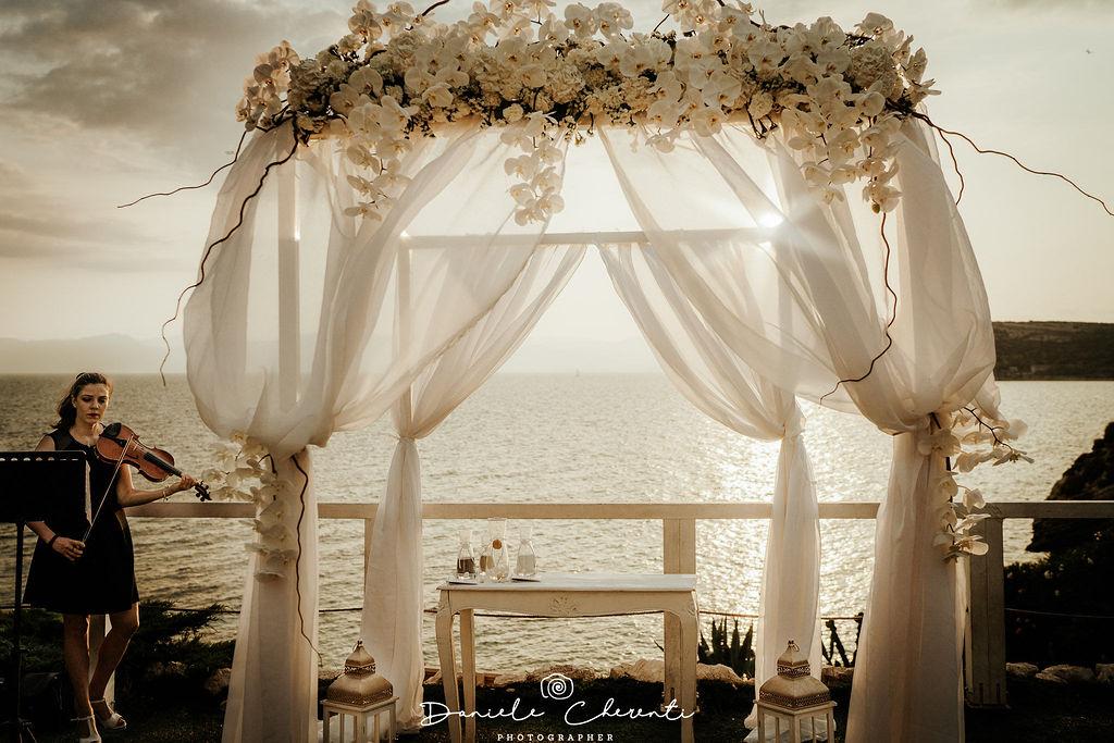 Matrimonio simbolico in Sardegna