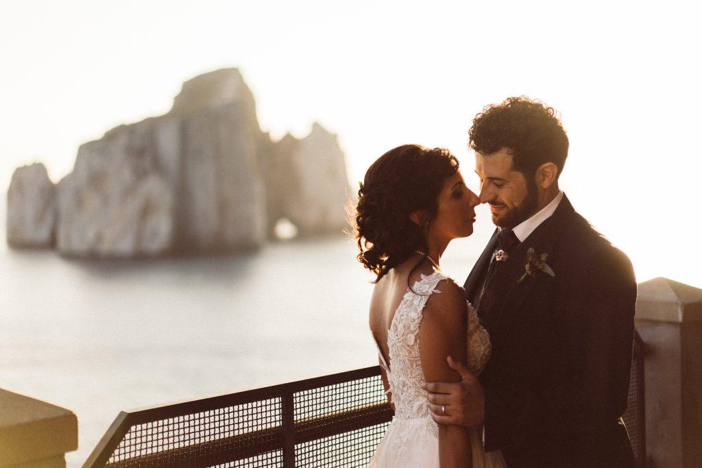 Matrimonio a Porto Flavia