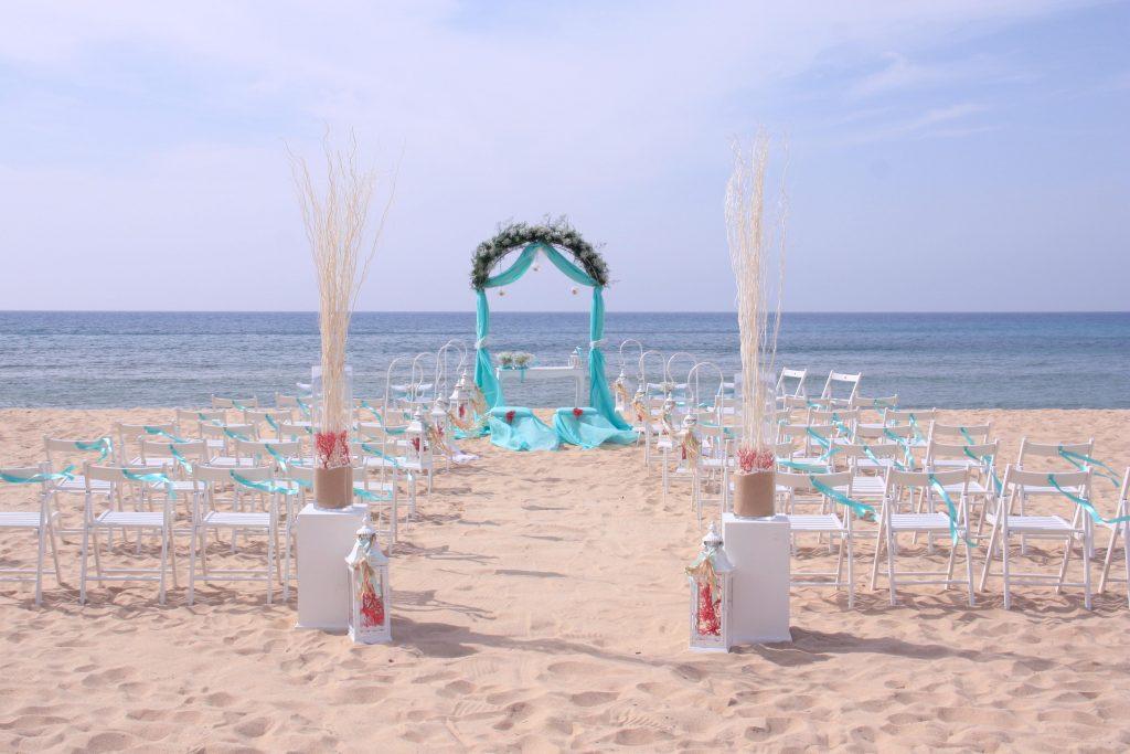 Matrimonio in spiaggia in Sardegna