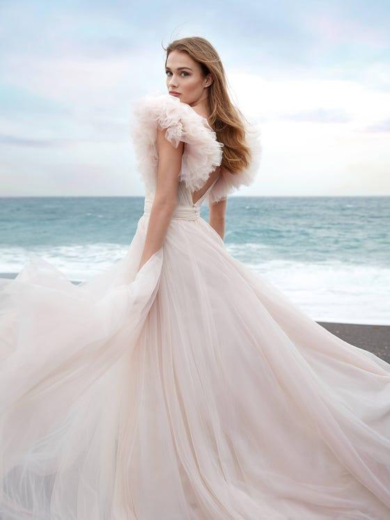 abiti da sposa estivi